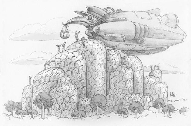 Plague Zeppelin